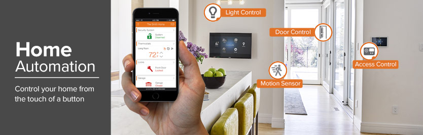 Home Automation Systems in Houston
